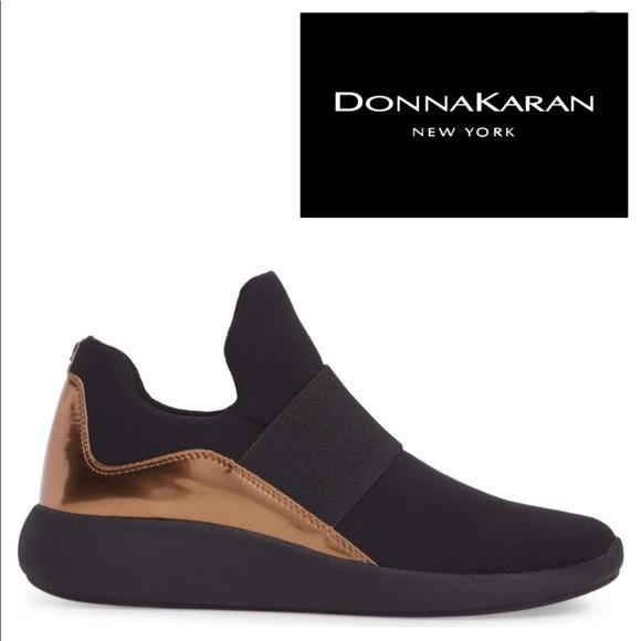 Donna Karan Cory Slipon Sneaker